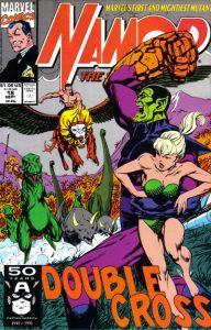 Namor, the Sub-Mariner #18 (1991)