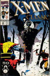 X-Men Classic #63 (1991)