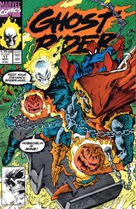 Ghost Rider #17 (1991)