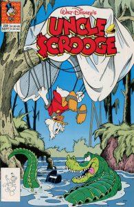Walt Disney's Uncle Scrooge #258 (1991)