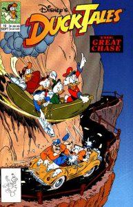 DuckTales #16 (1991)