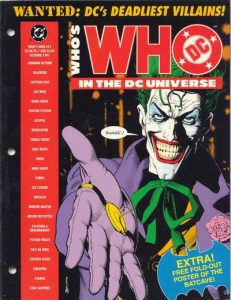 Who's Who in the DC Universe #13 (1991)