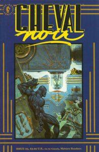 Cheval Noir #23 (1991)