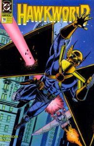 Hawkworld #18 (1991)