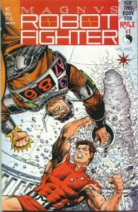 Magnus Robot Fighter #5 (1991)