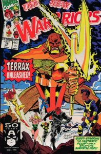 The New Warriors #16 (1991)