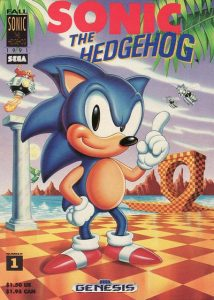 Sonic the Hedgehog #1 (1991)