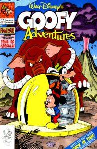 Goofy Adventures #17 (1991)