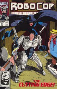 RoboCop #20 (1991)