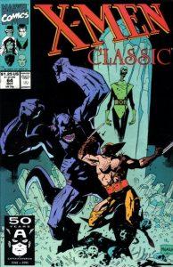 X-Men Classic #64 (1991)