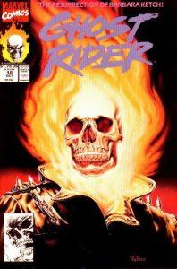 Ghost Rider #18 (1991)