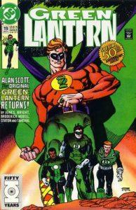 Green Lantern #19 (1991)