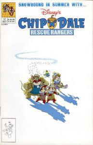 Chip 'n' Dale Rescue Rangers #17 (1991)