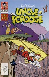Walt Disney's Uncle Scrooge #259 (1991)