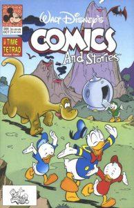 Walt Disney's Comics and Stories #564 (1991)