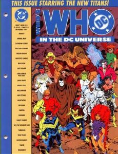 Who's Who in the DC Universe #14 (1991)