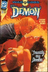 The Demon #17 (1991)