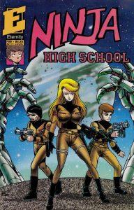 Ninja High School #28 (1991)