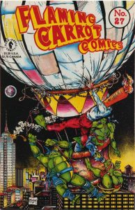 Flaming Carrot Comics #27 (1991)