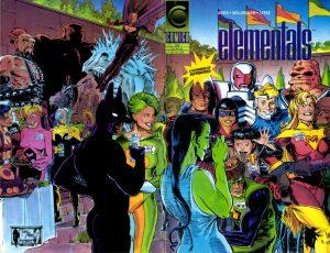 Elementals #20 (1991)