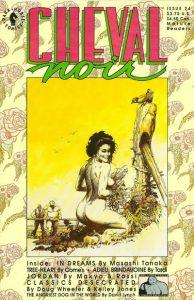 Cheval Noir #24 (1991)