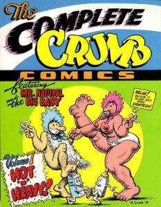 The Complete Crumb Comics #7 (1991)