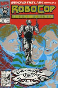 RoboCop #21 (1991)