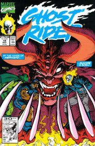 Ghost Rider #19 (1991)