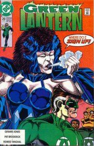Green Lantern #20 (1991)