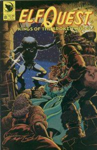 ElfQuest: Kings of the Broken Wheel #8 (1991)