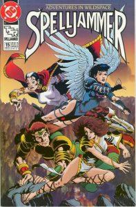 Spelljammer #15 (1991)