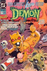 The Demon #19 (1991)