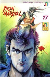 Iron Marshal #17 (1991)