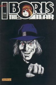 Boris the Bear #34 (1991)