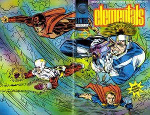 Elementals #21 (1991)