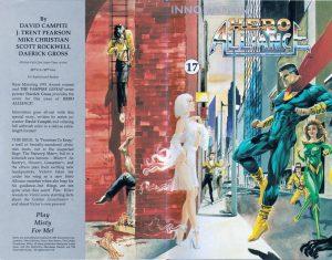 Hero Alliance #17 (1991)
