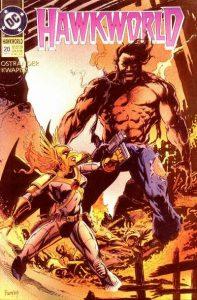 Hawkworld #20 (1991)