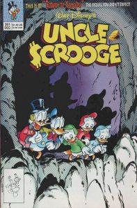 Walt Disney's Uncle Scrooge #261 (1991)