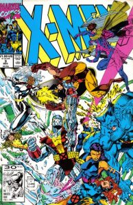 X-Men #3 (1991)