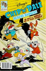 Chip 'n' Dale Rescue Rangers #19 (1991)