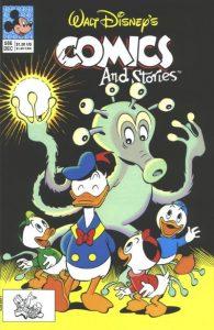 Walt Disney's Comics and Stories #566 (1991)