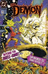 The Demon #20 (1991)