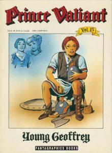 Prince Valiant #15 (1991)