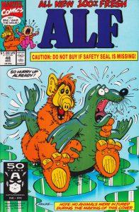 ALF #48 (1991)