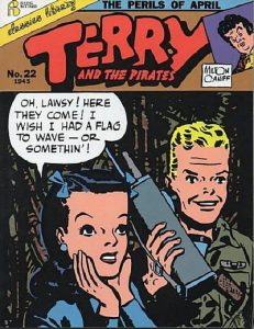 Terry and the Pirates #22 (1991)