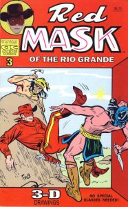Redmask of the Rio Grande #3 (1992)