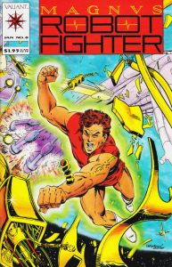 Magnus Robot Fighter #8 (1992)