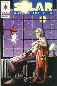 Solar, Man of the Atom #5 (1992)