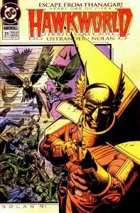 Hawkworld #21 (1992)