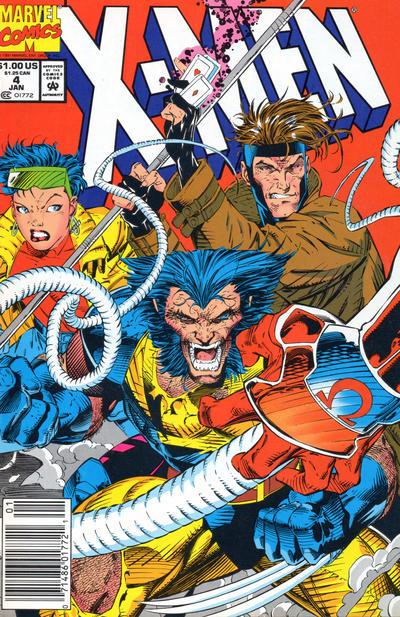 X-Men #4 (1992)